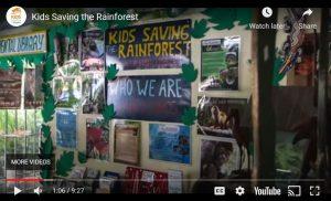 Kids Saving The Rainforest - Quepos Sloth Sanctuary