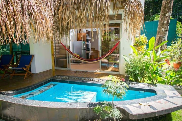 Manuel Antonio Beachfront Villa - FIRE Villa - 001