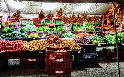 La Feria, Farmer's Market
